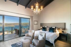 Obere Etage Mit Balkon Und Blick Auf Die Lagune - Zimmer 1