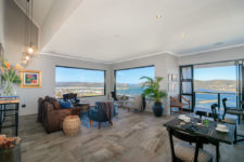 180º view from lounge