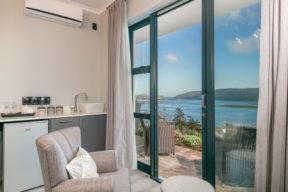 Untere Etage Mit Terrasse Und Blick Auf Die Lagune - Zimmer 5